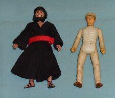 vintage Indiana Jones ROTLA BELLOQ CEREMONIAL (no acc.) & CAIRO SWORDSMAN LOT