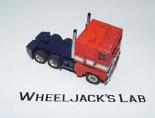 Optimus Prime CAB GREY VERSION _ 1984 Vintage G1 Transformers Action Figure