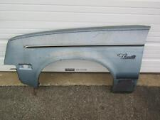 1976-82 Chevrolet Chevette Nice Used Orig GM Rust Free LH Drivers Front Fender