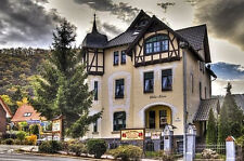 3 Tage Romantik Wellness u. Erholung,  Kurz-Urlaub in Thale im Harz - Bodetal