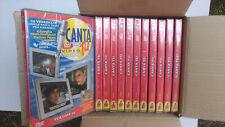 CANTA TU - 12 DVD in SUPER OFFERTA !