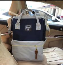 Anello Japan Unisex Fashion Backpack Rucksack Diaper Travel Bag