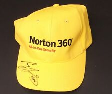 CRAIG LOWNDES SIGNED CAP UNFRAMED + PHOTO PROOF & C.O.A