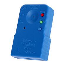 Wireless Mini 8 Multi Voice Changer Microphone Disguiser US