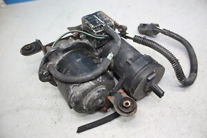 Cadillac Seville SLS Kompressor Luftfederung Air Suspension Compressor 22175873