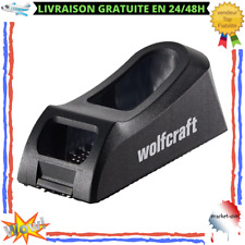 Wolfcraft 4013000 Rabot-bloc plaquiste Râpe150 x 57 mm