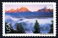 #C147 98c Grand Teton Nat'l Park, Mint **ANY 4=FREE SHIPPING**