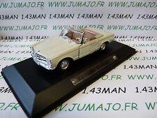 AK5 voiture 1/43 ixo atlas Auto Klassiker : MERCEDES BENZ 280SL door opens