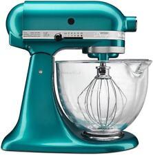 KitchenAid 5Qt Artisan Design Series Mixer- Sea Glass