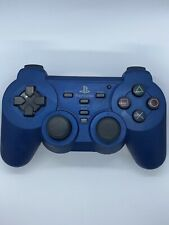 PlayStation PS2 Blue Force 2 Wireless Controller Only No Dongle