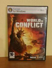 World in conflict videogioco game pc