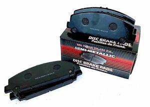 Brake Pad Set Front MD1286 For Nissan Pathfinder Armada Infiniti QX56 2006-2011