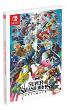 Super Smash Bros Ultimate Switch Edition BOOK NEW