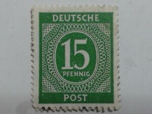 German Stamps - 15