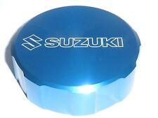 SUZUKI SV650 04-07 ANTERIORE POMPA FRENO TAPPO A VITE SPORTELLO TAPPO BLU B20G