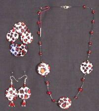 Handmade Original Fashion Assorted Necklace Bracelet & Earings