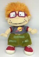 CHUCKY Rugrats Nickelodeon Plush 2000 Children's Soft Toy Tv Character