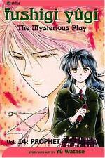 NEW - Fushigi Yugi, Vol. 14: Prophet (Fushigi Yugi: The Mysterious Play)