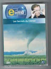 E=M6 - LES SECRETS DU CLIMAT - DVD - NEUF NEW NEU