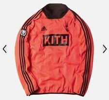 Kith x Adidas Soccer Goalie Jersey - Cobras - Sz M Ronnie Fieg Flamingo . KITH.