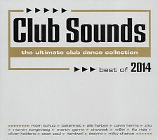 CLUB SOUNDS (The Ultimate Club Dance Collection) - 3 x CD - Compilation