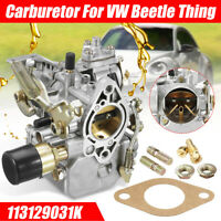 Carb Carburetor For VW Beetle 34 PICT-3 12V Electric Choke 1600CC 113129031K