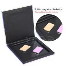 NEW Empty Magnetic Makeup Palette Eye Shadow DIY Tray Mirror Box cosmetics Case