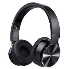 Sans fil/filaire Bluetooth Casque Over-ear Casque Pour Smartphones PC TV