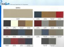 Sierra Soft Vinyl Upholstery for Automotive and General Seating Use