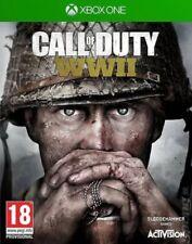 Call of Duty: WWII Xbox One WW2 World War II 2 Xbox one - MINT - Super FAST DEL