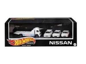 1:64 Hot Wheels Nissan Skyline GT-R 32 33 34 Premium Set Diorama Giftbox 2021