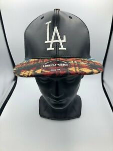 Los Angeles LA Dodgers American Needle MLB Cooperstown Collection Baseball Cap