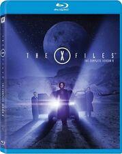 X-Files: The Complete Season 8 - 6 DISC SET (2015, REGION A Blu-ray New)