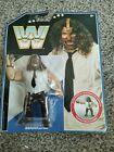 WWE Mankind Retro Figure Series 2 New Mattel WWF Mick Foley. Unopened.
