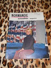 REVUE - NORMANDIE ACTUALITES - n° 3 - 1971