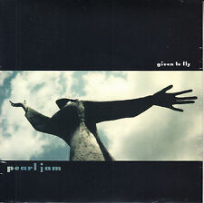 "PEARL JAM  Given To Fly PICTURE SLEEVE 7"" 45 rpm vinyl record BRAND NEW SEALED"