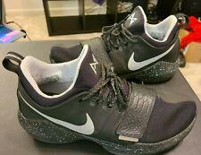 Pre Owned PG 1 Nike ID Black Obsidian Galaxy US Size 14 No Box