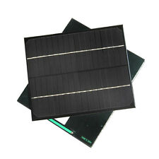 18V 6W Solar Panel - DIY Epoxy Solar Panel Module Monocrystalline Solar Cell DIY