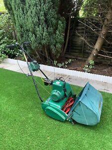 Qualcast suffolk punch 35S lawnmower