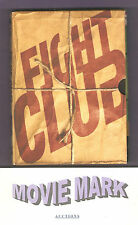 FIGHT CLUB 1999 (20th Century Home Entertainment) Brad Pitt Ed Norton 2 Disc DVD