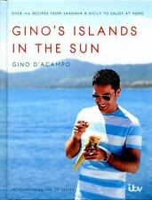 Ginos Islands in the Sun: 100 recipes from Sardinia and Sicily to enjoy at home