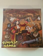 The Red Dragon Inn 4 Board Game by Slugfest Games NIB