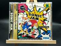 Sonic Jam (Sega Saturn, 1997) from japan