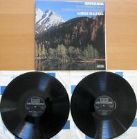 SXL 6686-7 Bruckner Symphony no. 5 Lorin Maazel 2xLP EXCELLENT Decca Gatefold