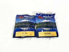 Mountain House Freeze Dried Food Beef Stew Beef Stroganoff