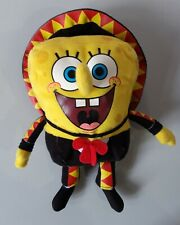 Mexican Spongebob Squarepants Plush Stuffed Doll Soft Toy