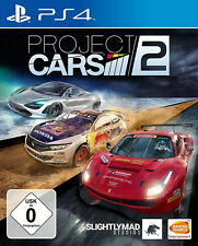 Project Cars 2 (Sony PlayStation 4, 2017)