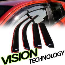 In-Channel Shade Window Visor For 02-09 Chevy Trailblazer Ext/GMC Envoy Xl Xuv