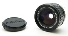 PENTAX 110 18mm f2.8 LENS - UK DEALER