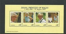 Nambia 1997 Princess Diana Sheetlet SG S789  Unmounted Mint/MNH